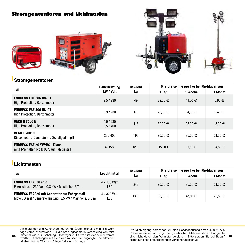 Stromgeneratoren-und-Lichtmasten-Miete